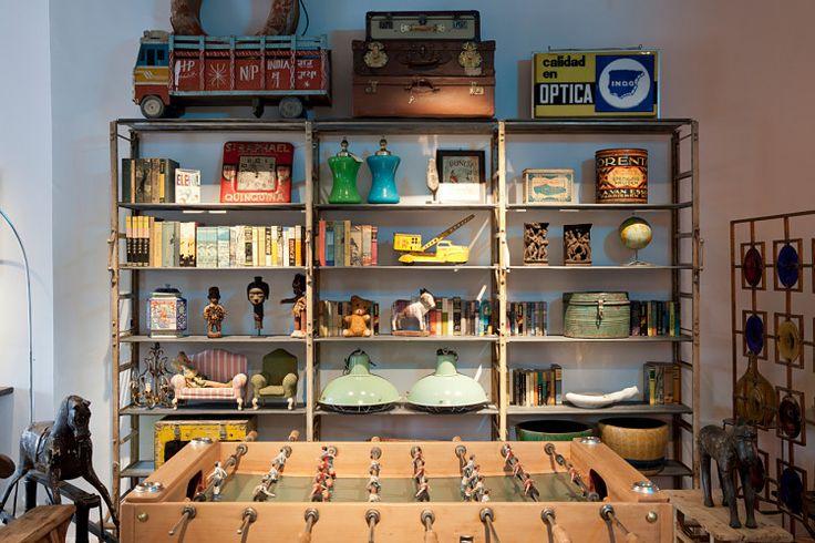 Tienda decoración, muebles vintage, antigüedades Mallorca online