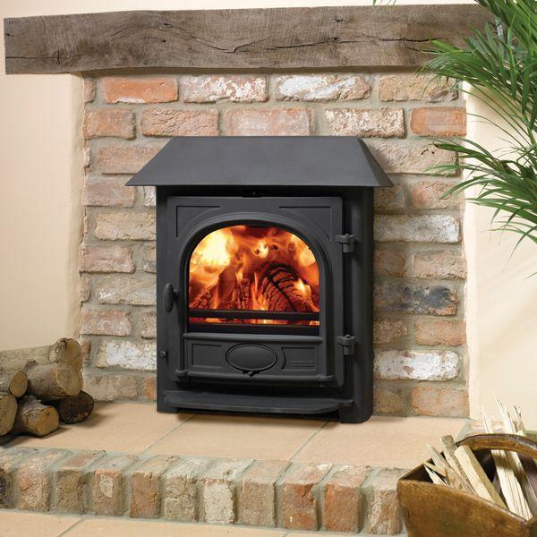 Luxury Fireplace World Product Images - Stovax Stockton 7 Wood Burning Fire