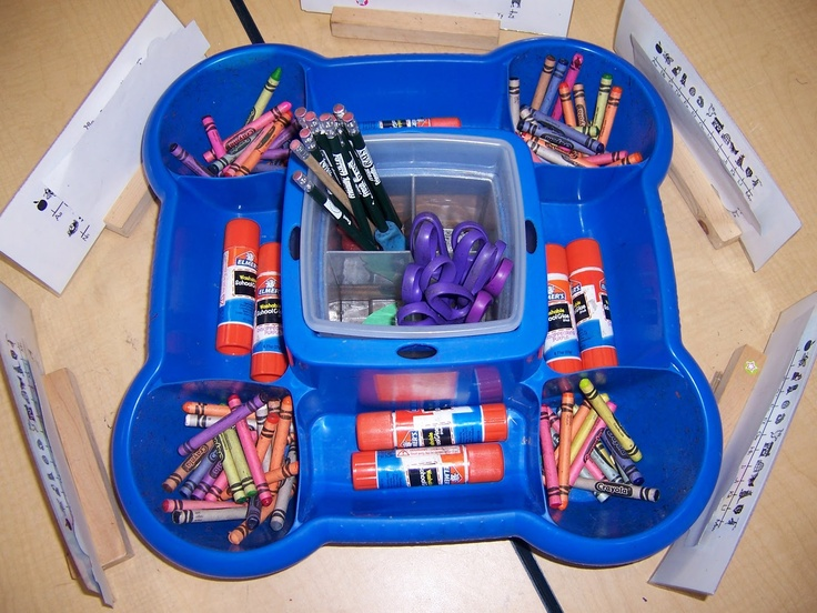 Classroom Organization Ideas Kindergarten : Best images about table group organization on pinterest