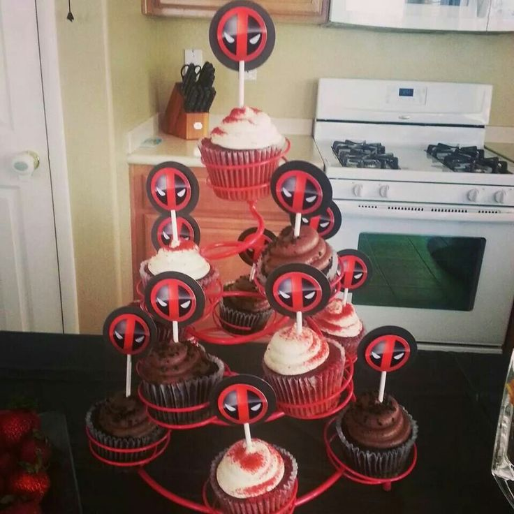 17 Best images about deadpool party on Pinterest | Hair