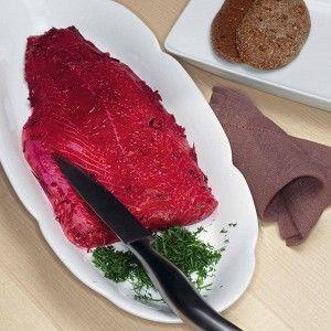Свекольный лосось рецепт – закуски. «Афиша-Еда»