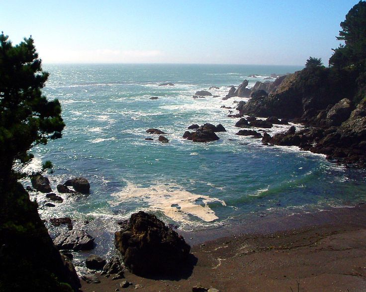 Top 25 ideas about northern california beaches on for Best beach in northern california