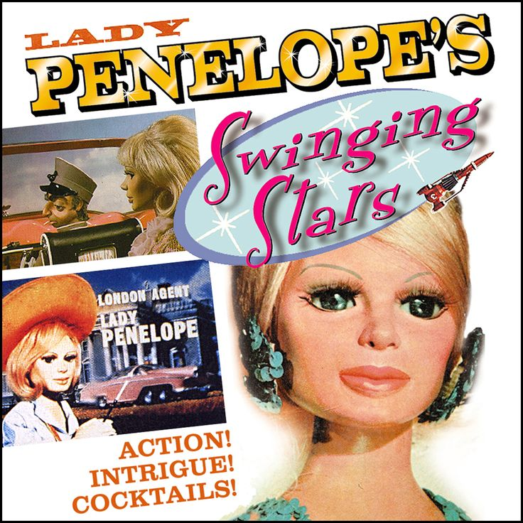 The world's most glamorous upper-class fashionista & undercover International Rescue Agent takes us on an unforgettable journey to the outer space nightclub 'The Swinging Star', where the cocktails are served shaken not stirred, and Cliff Richard Junior (!) is the biggest star in the universe. FAB!