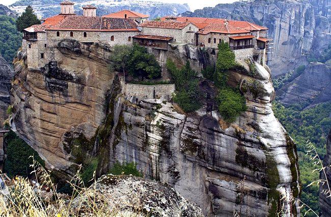 Meteora-Klöster:  Kloster Varlaam