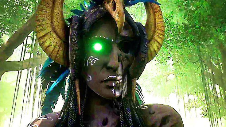 #CONANEXILES  jeux vidéos sur PS4Xbox OnePC en vidéo en extrait CONAN EXILES : Incarne la PUISSANCE des Dieux !