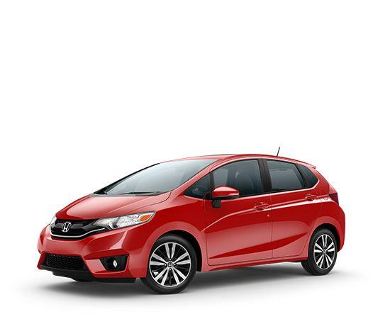 2016 Honda Fit Subcompact - Official Site