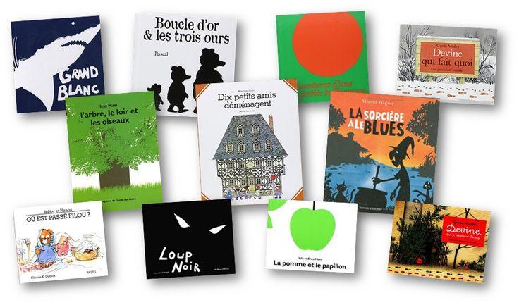 Idéals pour travailler le langage à l'école maternelle ainsi que la production d'écrit à travers la dictée à l'adulte. Les albums sans texte maternelle