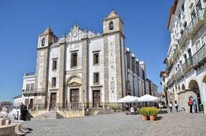 Igreja de Santo Antão em Évora
