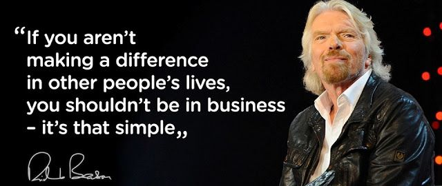 Mr. Zahir Rana believes, and incorporates these wise words by famous philanthropist, Richard Branson. What you do, must benefit society in some way.