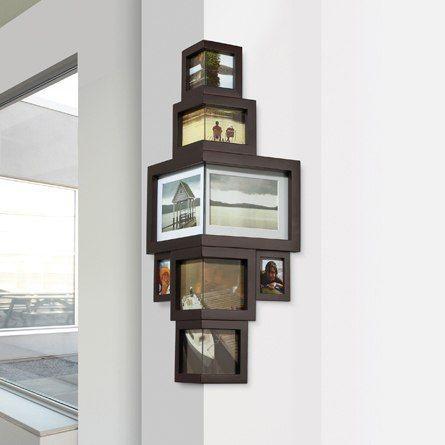 Corner photoframes