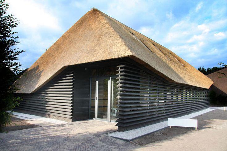 Flemish barn, Bolberg, Netherlands by Arend Groenewegen Architect