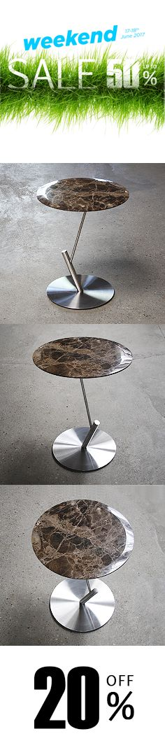 The ERO #sidetable is currently on sale in our #Berlin showroom. #interiordesign #furniture