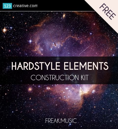 ► FREE HARDSTYLE ELEMENTS - Construction Kit (Loops, MIDIs) for Hardstyle, Electro House and other EDM genres. Hardstyle Elements contains basses, claps, kicks, hats, leads, risers, synths, vocals. Download and enjoy it: http://www.123creative.com/electronic-music-production-freebies/1433-free-hardstyle-elements-construction-kit-loops-midis.html