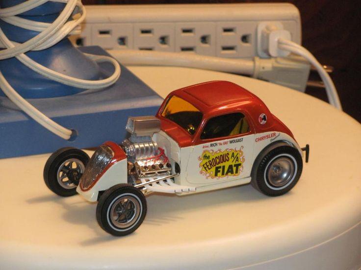 Fiat Model Altered car model.