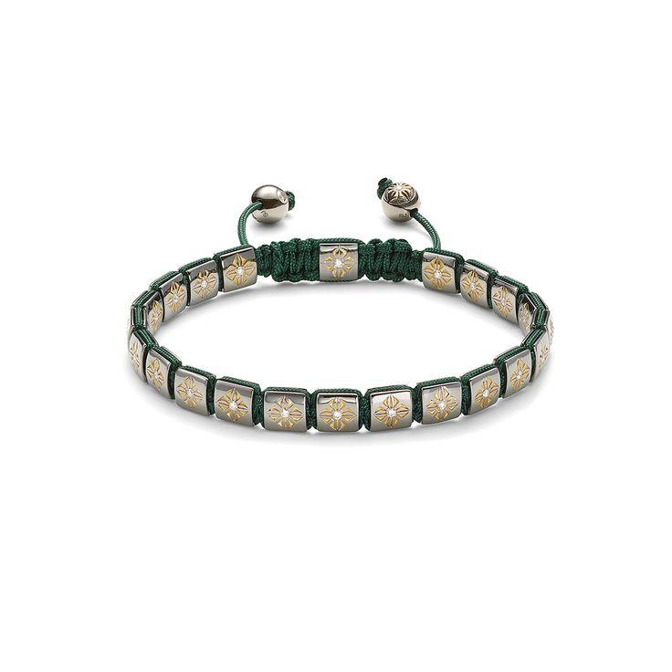 Shamballa Jewels Lock Bracelet