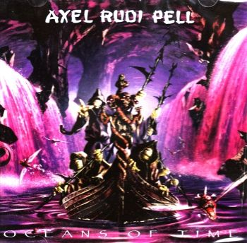 Řadové album skupiny Axel Rudi Pell - Oceans of Time na cd