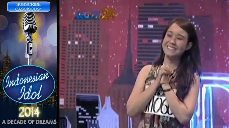 Win Yovina - Audisi Jogja - Indonesian Idol 2014 - Rolling In The Deep (...