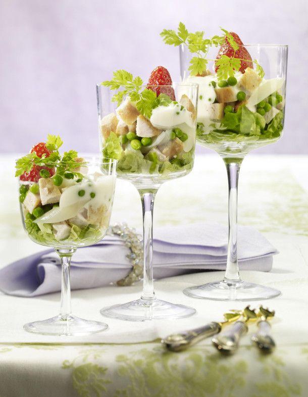 Unser beliebtes Rezept für Geflügel-Cocktail und mehr als 55.000 weitere kostenlose Rezepte auf LECKER.de.