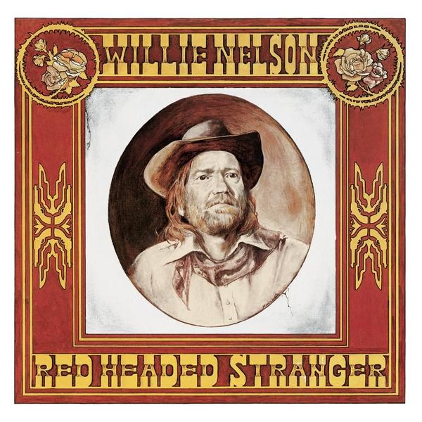 """Willie Nelson Red Headed Stranger-one of Nelson's most classic albums. """"A haunting and subtle song cycle that remains a touchstone to this day."""": Head Stranger, Eyes Cry, Albums Covers, Country Music, Blue Eyes, Willis Nelson, Redheads, Favorite Albums, Red Head"""