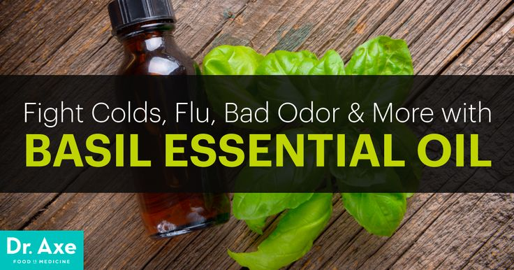 Basil essential oil has a number of health benefits and uses, including fighting bacteria, colds and bad odor. Learn more about basil essential oil and basil oil recipes.