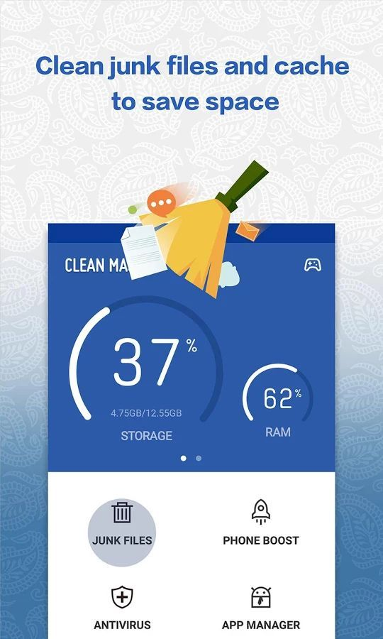 Downlaod Clean Master 5.12.5 APK for Android - http://nulledpk.com/downlaod-clean-master-5-12-5-apk-for-android/