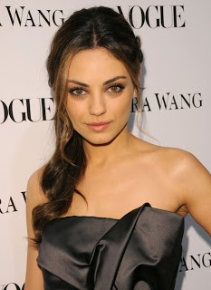 Mila Kunis Is the highest elevation of stunning.