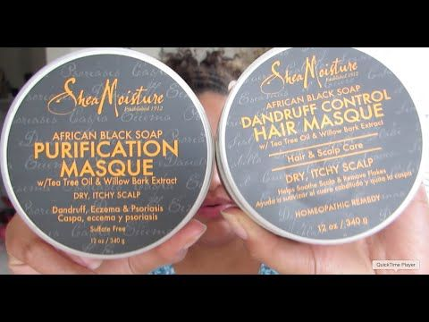 Review: Shea Moisture Dandruff Control Masque vs. Purification Masque -  CLICK HERE for The No. 1 Itchy Scalp, Dandruff, Dry Flaky Sore Scalp, Scalp Psoriasis Book! #dandruff #scalp #psoriasis HEY YOU…YES YOU!!! LOOK HERE: Purification Masque Review:  Shea Moisture Ingredients Change:  Where you can find the Purification Masque: **EDIT** Sally's is no... - #Dandruff