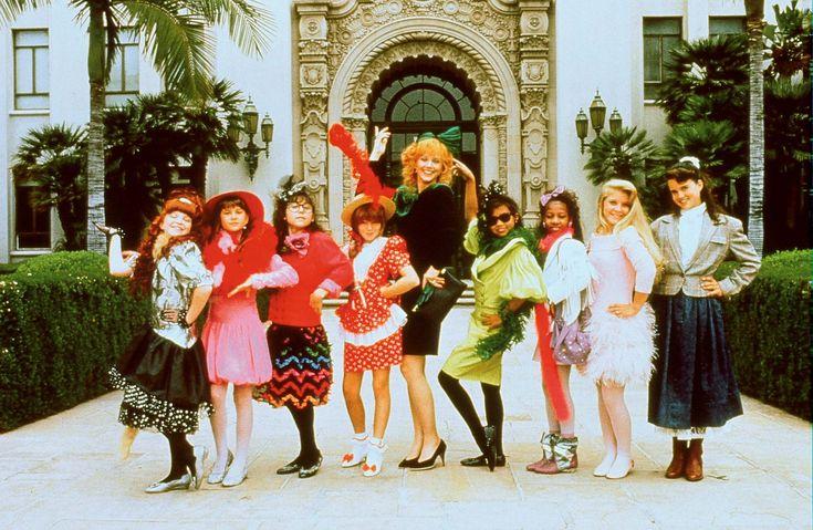 Costume Idea: Troop Beverly Hills