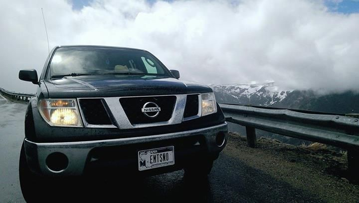 Fan Cody A. is sky high in love with his  Frontier Crew Cab pickup truck. Do you ever feel like you're floating on clouds when you drive your Nissan?