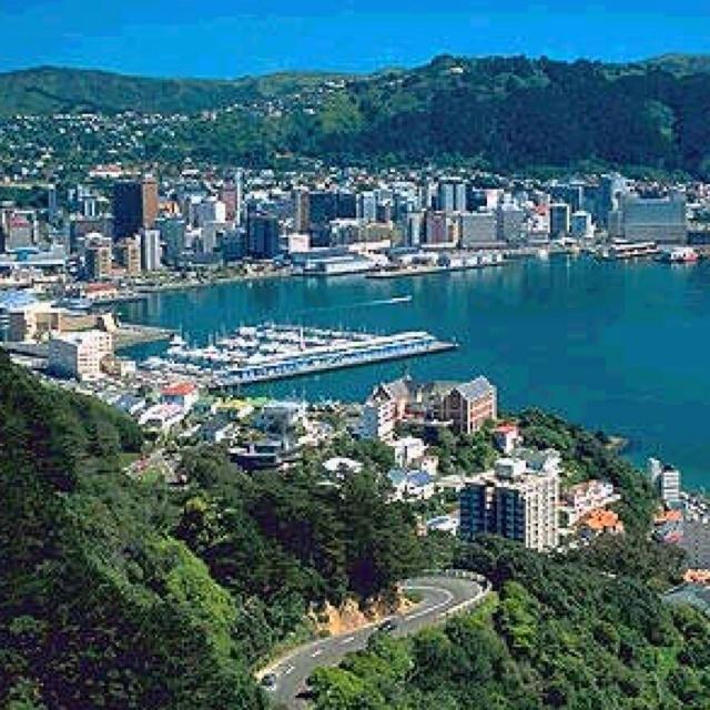 Wellington, NZ - Super nice people.