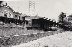 Railway Station (former) Public Works Department (former) Swan Street, Morpeth, N.S.W. (maitland.city library)