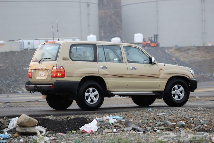 للبيع جي اكس 2001 اللون بيج Suv Car Suv Car