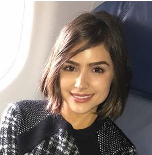 Olivia Culpo S Must Have Shorter Bob Hair Hair Styles