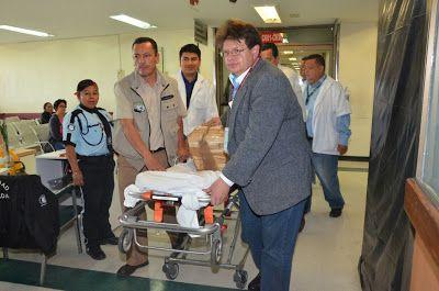 El Paredonjqn: HOSPITAL GENERAL DE LA RAZA RECIBE HÍGADO PARA TRA...