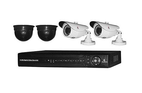 Cámaras de Vigilancia CCTV * Precios de Fábrica en México