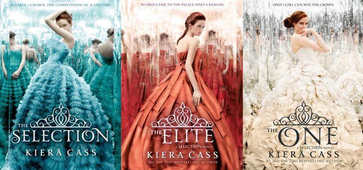 The Selection Series Prima trilogia: The Selection – The Elite – The One Autore: Kiera Cass Casa editrice: Sperling & Kupfer Trama: The Selection: In un futuro lontano, in un Paese …
