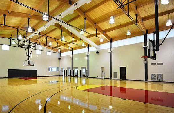 Michael Jordan verkauft eine seiner Buden (5200mq) mit eigener Basketballhalle