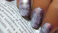 Tutorial Nail Art Messages in PUPA NAIL ACADEMY - PUPA Milano