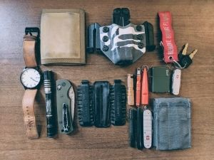 Everyday Carry - 22/M/Binghamton, New York/Vice President - Manufacturing Engineer - My Updated EDC
