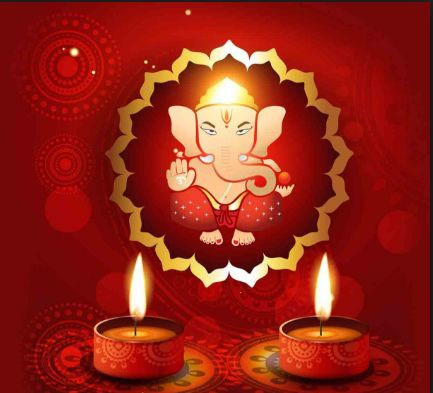 Ganesh Chaturthi Images, GIF, Wallpapers