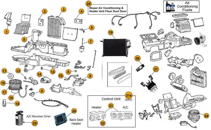 1996 Jeep Cherokee Parts Diagram Images Gallery