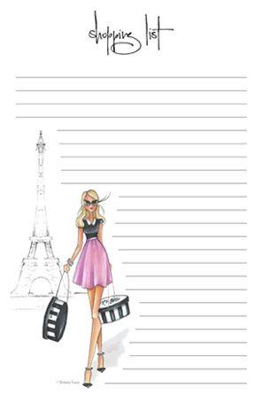 Brittany Fuson Paper | Parisian