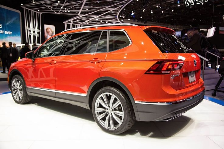 The VW Tiguan Allspace is a bigger take on the popular SUV