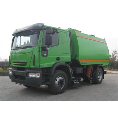 Iveco Eurocargo 150e22 Vacuum Road Sweeper