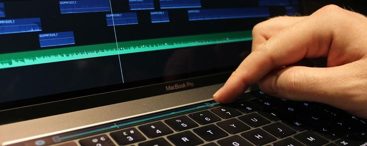 We haven't read a decent review yet of the new MacBook Pro with the Touch Bar and Final Cut Pro...