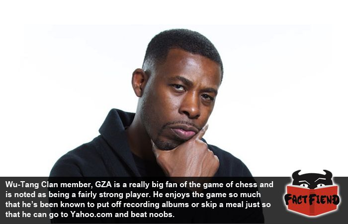 The Wu-Tang Clan Really Like Chess - http://www.factfiend.com/the-wu-tang-clan-really-like-chess/