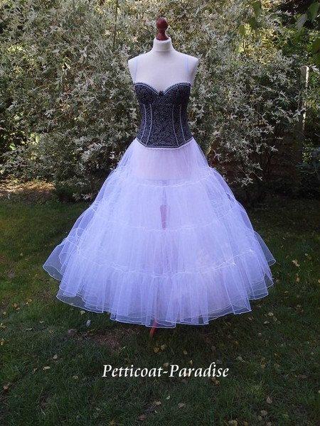 Petticoat Tüllpetticoat in 4 Farben von petticoatwelt auf Etsy