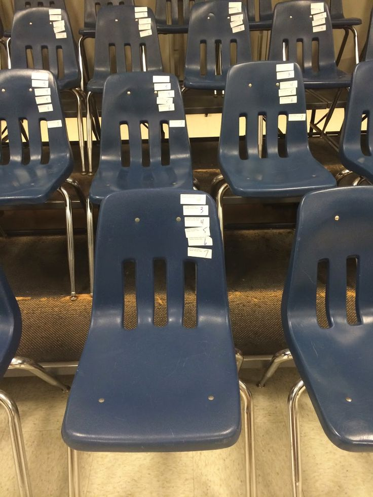 In the Middle With Mr D: Blog post about The first 10 minutes of the first day of middle school Chorus! My Music Room Set Up