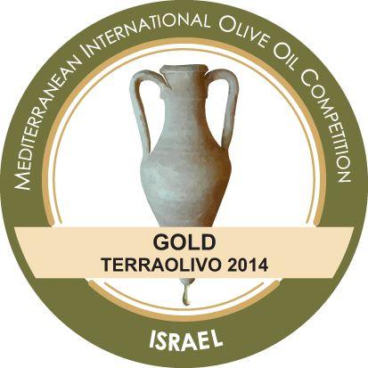 Gold Award @ Terra Olivo Mediterranean International #OliveOil Competition 2014 #OleaJuice #OleaJuiceEVOO