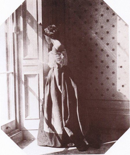 Slightly Spooky: The Album of Clementina Lady Hawarden(1850s) April 6, 2010
